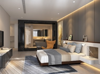Penthouse Thao Dien Pearl 1