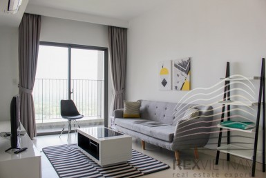 masteri apartment for rent 3-bedroom furnished