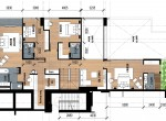 Penthouse Thao Dien Pearl layout 2 (C)
