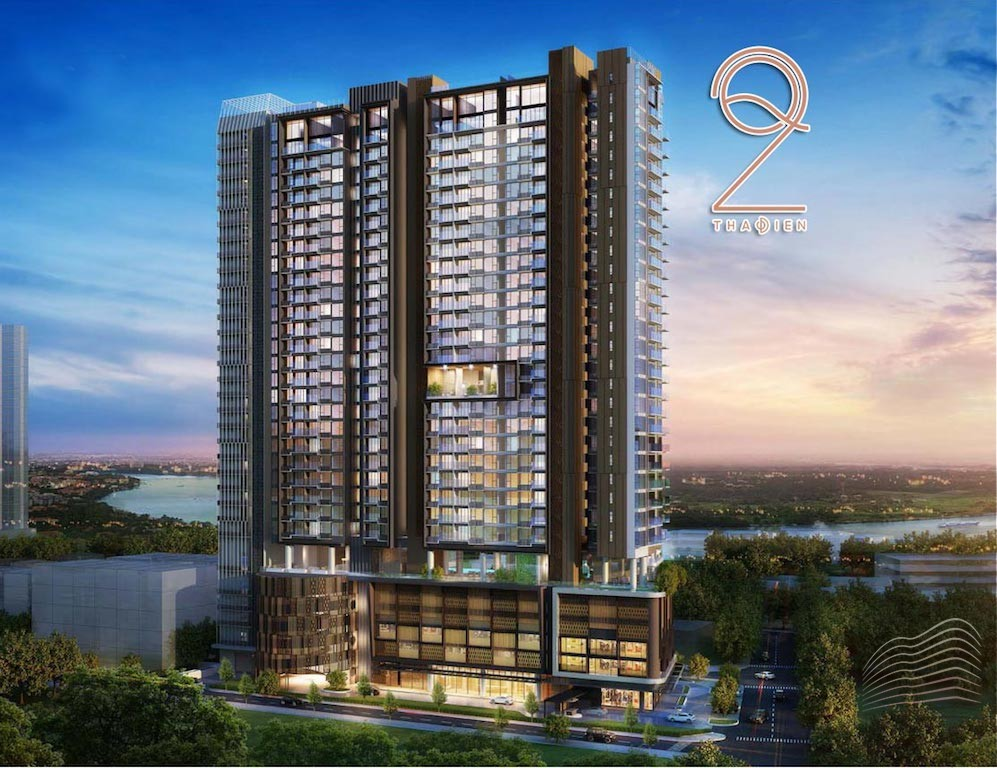 Q2 Thao Dien- Apartment for sale