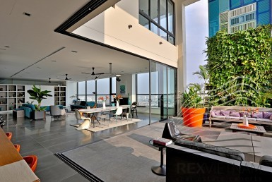Luxury penthouse in Thao Dien