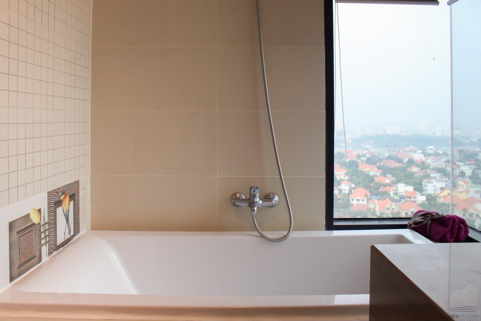 Ascent Apartment for rent in Thao Dien