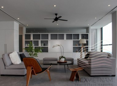 Luxury penthouse for sale in Saigon