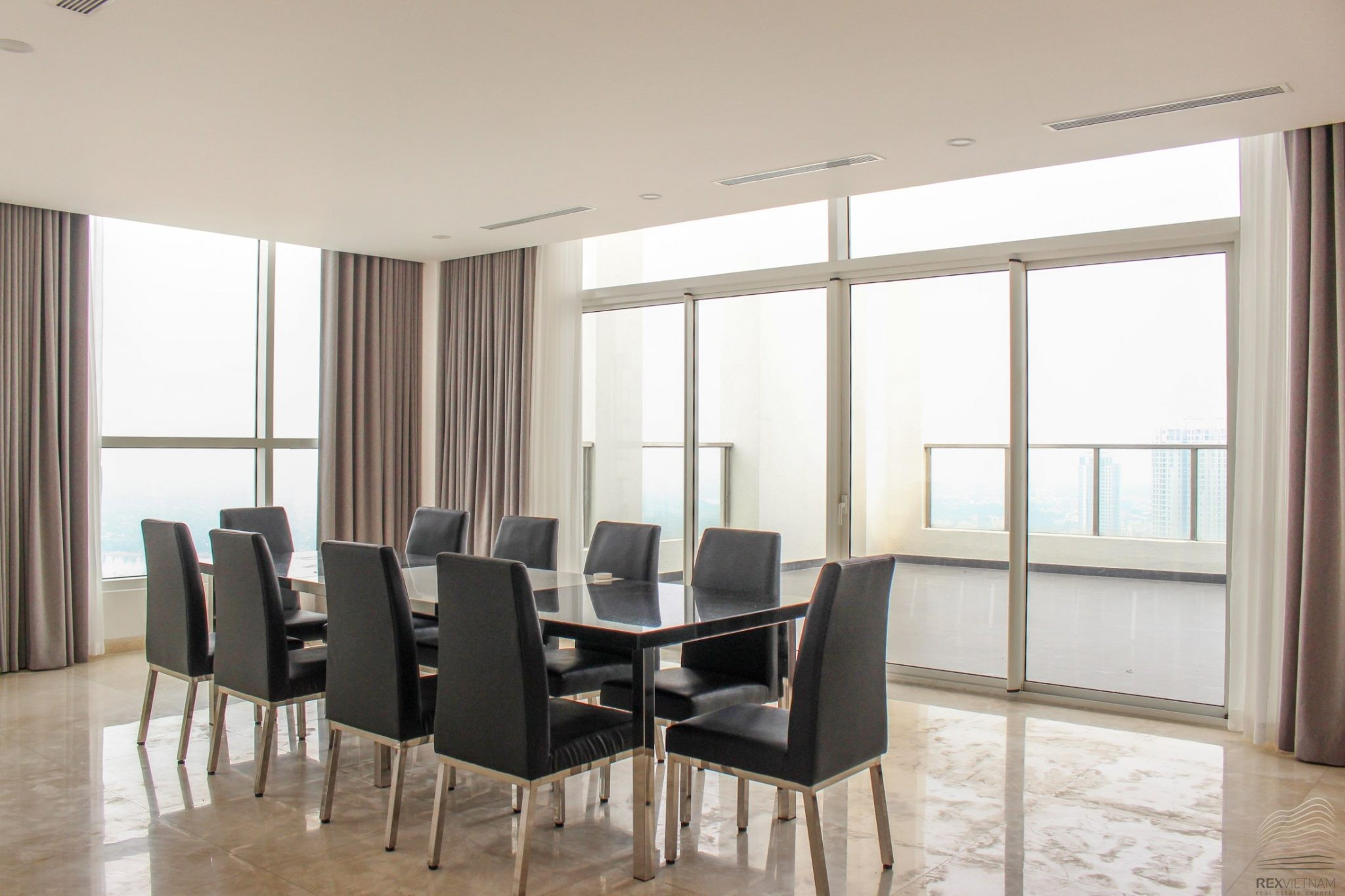 Penthouse for Rent at Thao Dien Pearl | Ho Chi Minh city, District 2 ...